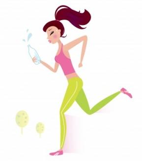 Znalezione obrazy dla zapytania biegająca mama