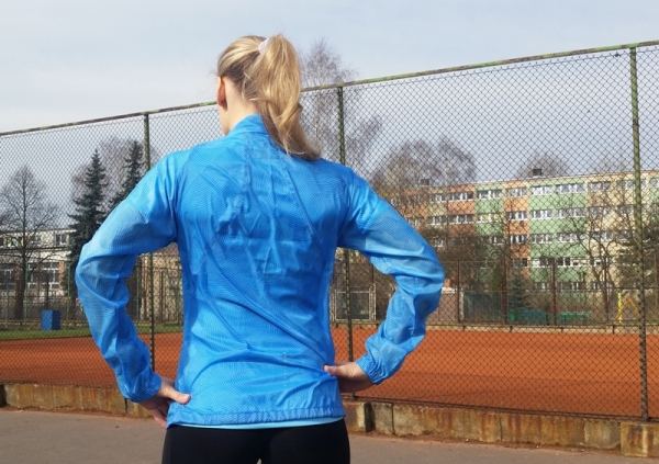 Lightweight Jacket Asics 2
